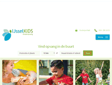Tablet Preview of ijsselkids.nl